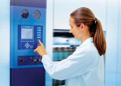Sterilizarea echipamentelor